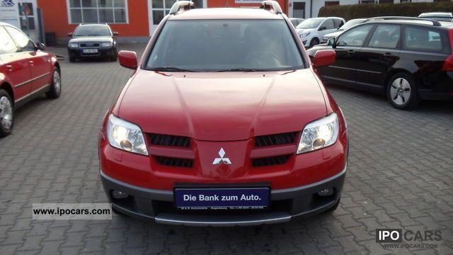 2007 Mitsubishi Outlander 2.4 4WD Intense automatic, heated seats ...
