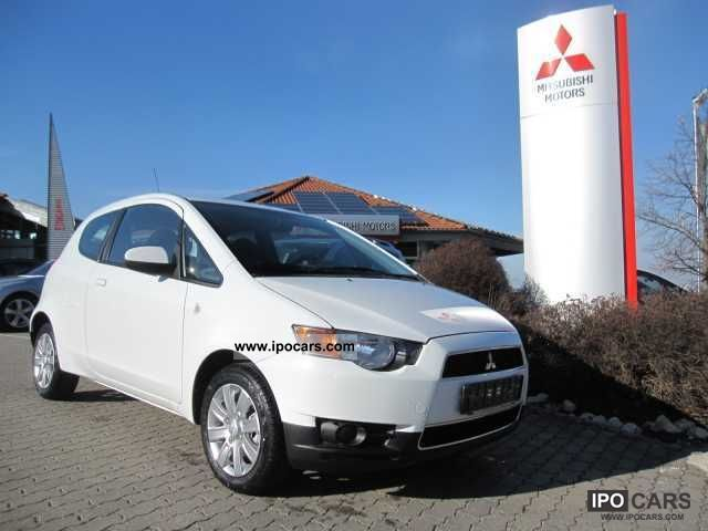 2012 Mitsubishi  Colt 1.1 ClearTec XTRA AIR / PDC / NAVI Small Car Pre-Registration photo