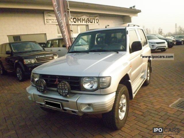 1999 Mitsubishi  Pajero 2.8 TDI GLX-top metal Off-road Vehicle/Pickup Truck Used vehicle photo