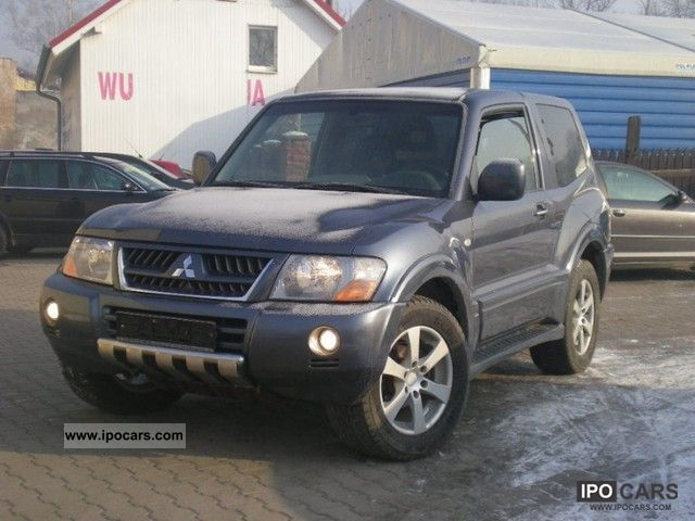 2005 Mitsubishi  4x4 Pajero 3.2 DID 160KM Off-road Vehicle/Pickup Truck Used vehicle photo