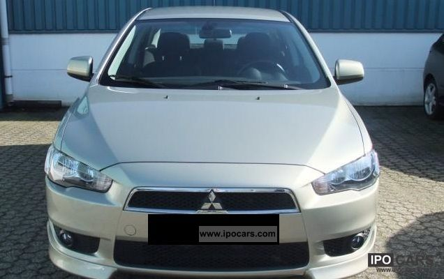 2008 Mitsubishi  Lancer 1.8 Intense Limousine Used vehicle photo