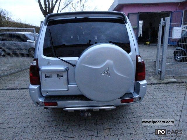 2005 mitsubishi pajero 3 2 di d automatic dakar car. Black Bedroom Furniture Sets. Home Design Ideas