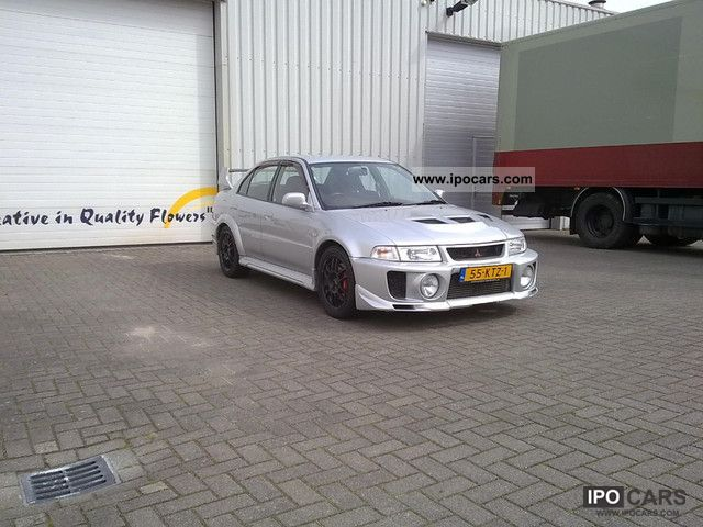 1998 Mitsubishi  evolution evo 5 turbo 2.0 16V V Limousine Used vehicle photo