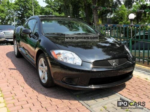 2009 Mitsubishi  Eclipse IV Sports car/Coupe Used vehicle photo