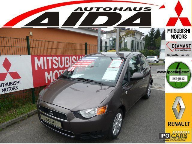 2011 Mitsubishi  3T Colt ClearTec Motion 1.1 * 3 year warranty * Small Car New vehicle photo