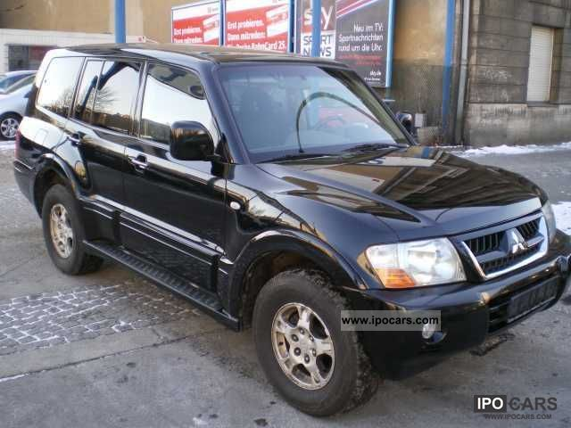 2004 Mitsubishi  Pajero 3.2 DI-D Avance 7 seats Off-road Vehicle/Pickup Truck Used vehicle photo