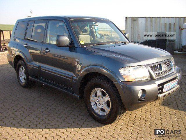 2005 Mitsubishi  Pajero 3.2 DI-D Dakar Off-road Vehicle/Pickup Truck Used vehicle photo