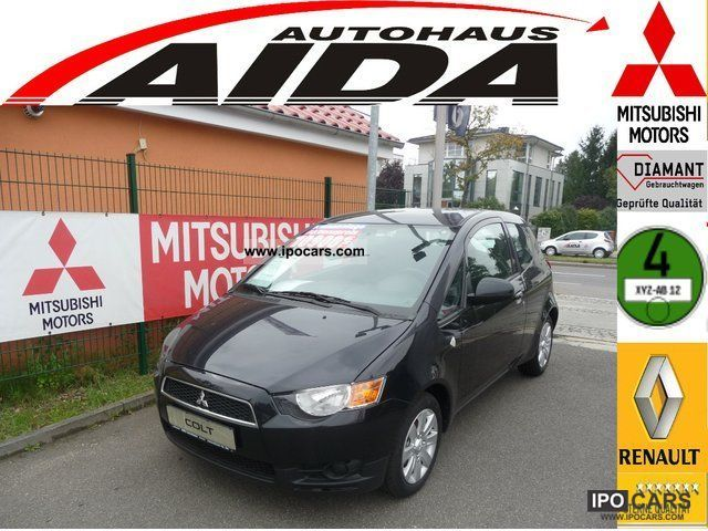 2011 Mitsubishi  3T Colt ClearTec XTRA 1.1 * 3 year warranty * Small Car New vehicle photo