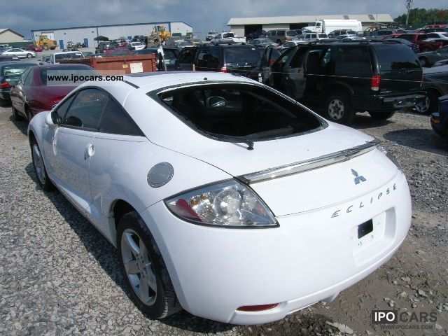 ... 2008 Mitsubishi ECLIPSE GS Sports Car/Coupe Used Vehicle (business  Photo ...