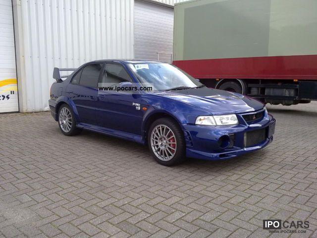 2000 mitsubishi lancer evo vi evolution 6 turbo 20 16v estate car - Mitsubishi Lancer Evo 2000