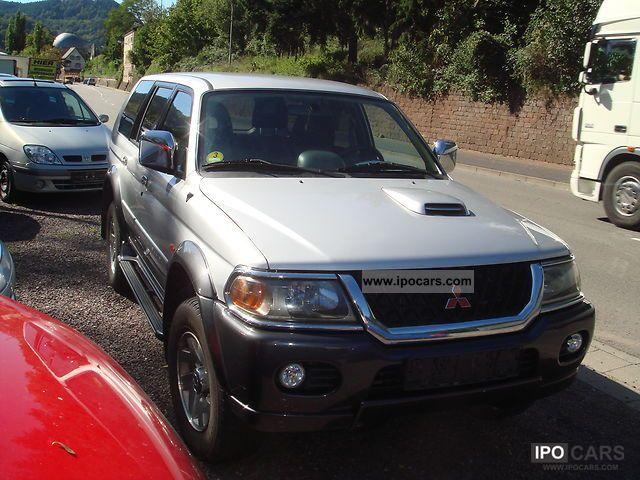 2002 Mitsubishi  GLS Sport 4x4 TD Off-road Vehicle/Pickup Truck Used vehicle photo