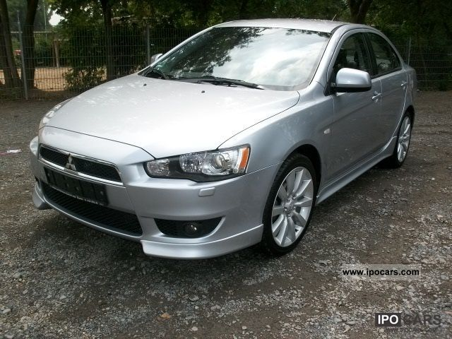 2008 Mitsubishi  Lancer 2.0 DI-D Instyle LMF * 18 inch * Air * Xenon * Limousine Used vehicle photo