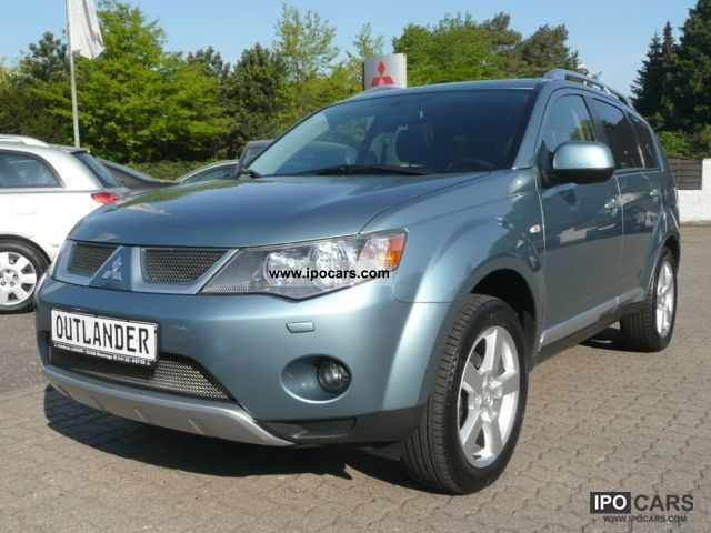 2007 Mitsubishi  Outlander 2.0 DI-D Instyle, leather, xenon, Off-road Vehicle/Pickup Truck Used vehicle photo