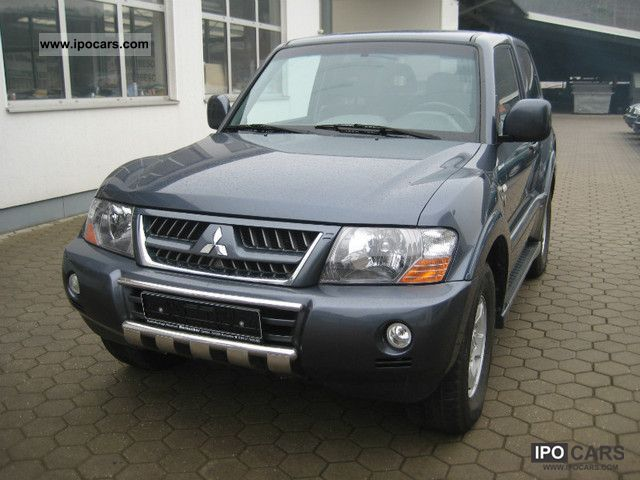2007 Mitsubishi  Pajero 3.2 DI-D automatic Dakar Off-road Vehicle/Pickup Truck Used vehicle photo