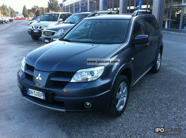 Mitsubishi  Outlander Sport 2.0i 16V 4WD bi-fuel 2007 Liquefied Petroleum Gas Cars (LPG, GPL, propane) photo