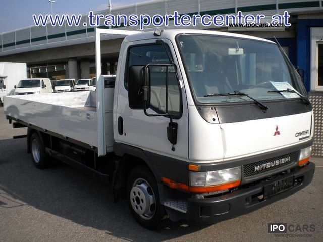 2002 Mitsubishi  Canter TD long first owner Other Used vehicle photo
