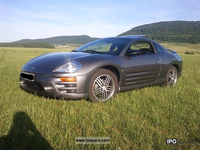 Mitsubishi  Eclipse 2004 Liquefied Petroleum Gas Cars (LPG, GPL, propane) photo