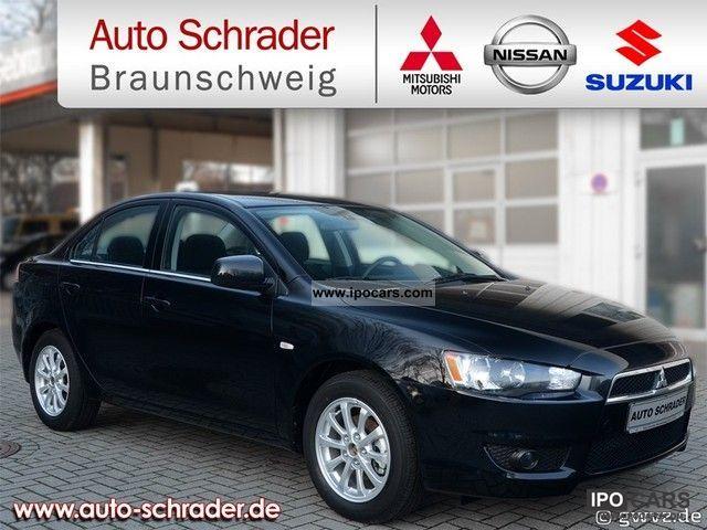 2012 Mitsubishi  Lancer 1.6 ClearTec Invite * 10x stock Limousine Used vehicle photo
