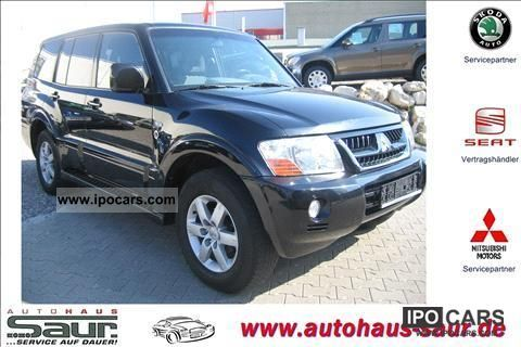 2007 Mitsubishi  Pajero 3.2 DI-D cross-DI-D Liberty Off-road Vehicle/Pickup Truck Used vehicle photo