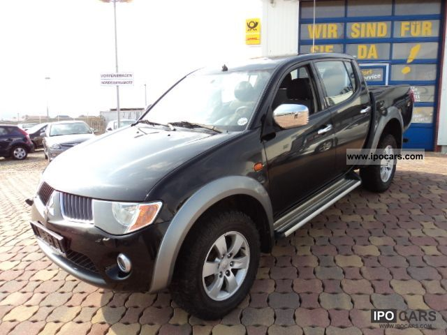 2009 Mitsubishi  L200 Pick Up 4x4 Double Cab Intense Other Used vehicle photo