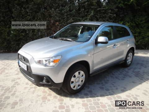 2010 Mitsubishi  1.6 ASX Inform Off-road Vehicle/Pickup Truck Demonstration Vehicle photo