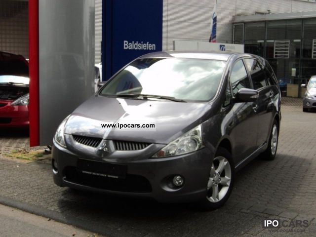 Mitsubishi  Grandis 2.4 Intense auto / gas 6-seater 2008 Liquefied Petroleum Gas Cars (LPG, GPL, propane) photo