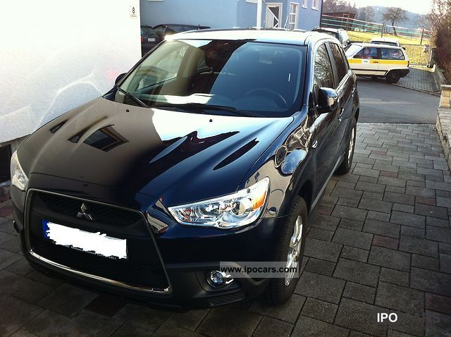 2010 Mitsubishi  ASX 1.6 2WD Off-road Vehicle/Pickup Truck Used vehicle photo