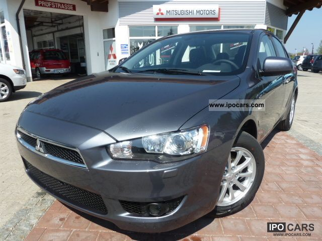 2012 Mitsubishi  Lancer 1.8 DI-D + ClearTec \ Limousine Used vehicle photo