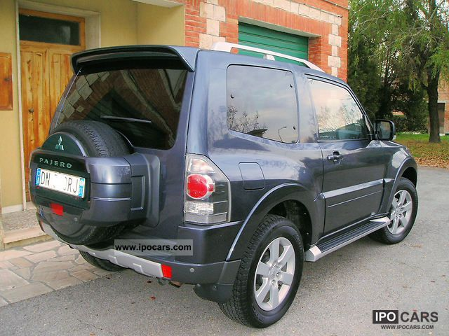 2008 Mitsubishi  3.2 DID INTENSE CAMBIO AUTOMATICO three PORTE Off-road Vehicle/Pickup Truck Used vehicle photo