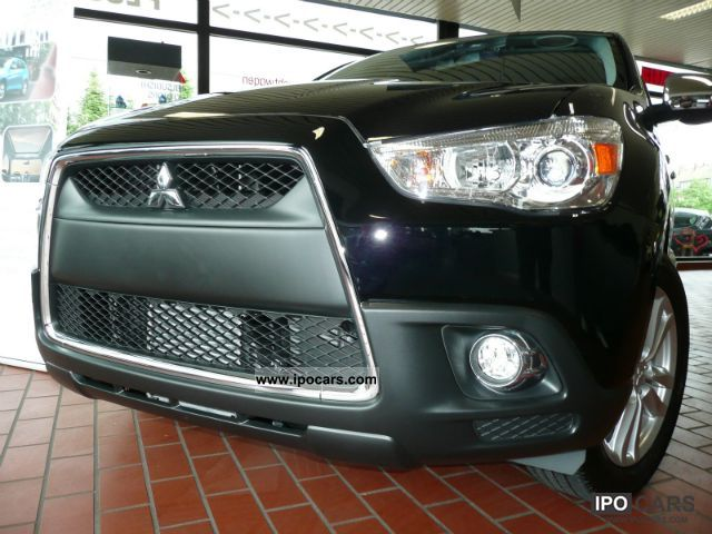 2011 Mitsubishi  ASX 1.8 DI-D 2WD Inform Limousine New vehicle photo