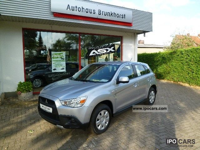2011 Mitsubishi  ASX 1.8 DI-D MIVEC Inform ClearTec Off-road Vehicle/Pickup Truck New vehicle photo