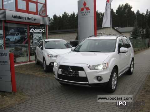 2011 Mitsubishi  2.0 2WD Outlander Invite \ Off-road Vehicle/Pickup Truck Employee's Car photo