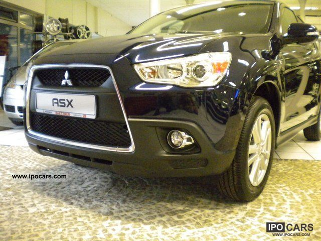 2011 Mitsubishi  ASX 2WD EDITION Off-road Vehicle/Pickup Truck New vehicle photo