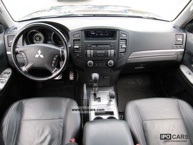 2007 Mitsubishi Pajero 3 2 Di D Intense Automation Car