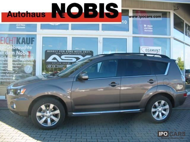 2010 Mitsubishi  2.0 2WD Outlander Invite Edition Estate Car Used vehicle photo
