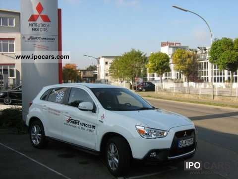2011 Mitsubishi  ASX 1.8 DI-D Invite Intro Edition Off-road Vehicle/Pickup Truck Employee's Car photo