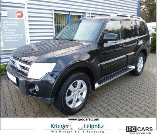 2007 Mitsubishi  Pajero 3.2 DI-D utomatik Navi Xenon m.Bildschirm Limousine Used vehicle photo
