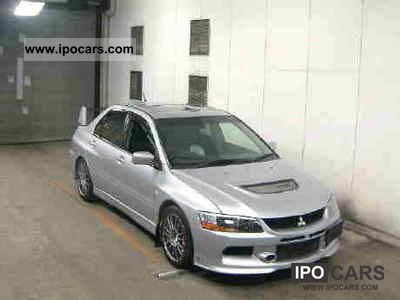 2005 Mitsubishi Lancer Evolution Ix Gsr From Japanut Papers