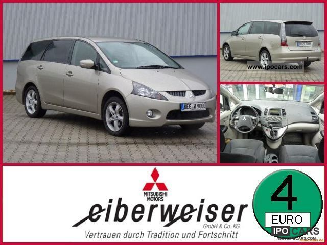 2008 Mitsubishi  Grandis 2.0 DI-D 7-seater Estate Car Used vehicle photo