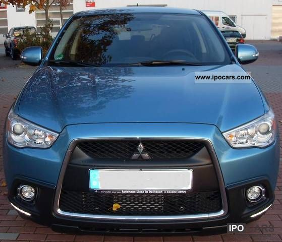 2011 Mitsubishi  ASX 1.8 DI-D 2WD \ Limousine Demonstration Vehicle photo