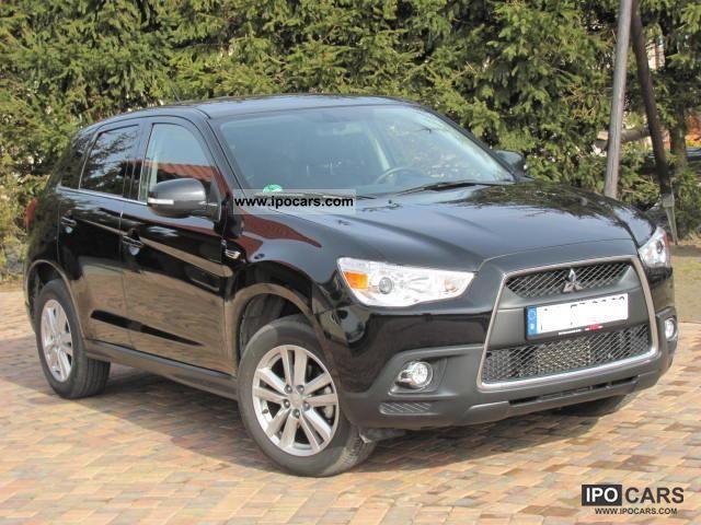 2010 Mitsubishi  ASX 1.8 DI-D 2WD Intense Clear Tec Limousine Used vehicle photo