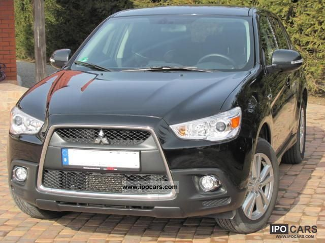 2010 mitsubishi asx 1 8 di d 2wd intense clear tec car photo and specs. Black Bedroom Furniture Sets. Home Design Ideas