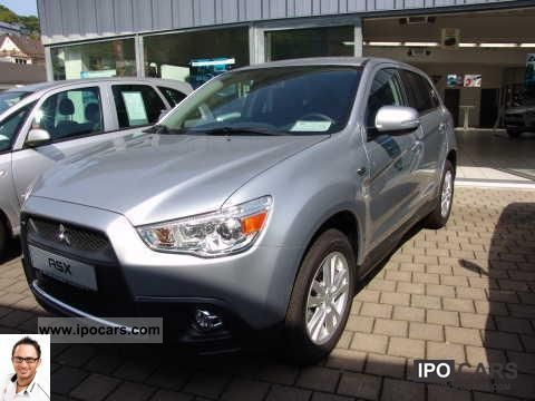 2011 Mitsubishi  ASX 1.8 DID + Edition Off-road Vehicle/Pickup Truck Used vehicle photo