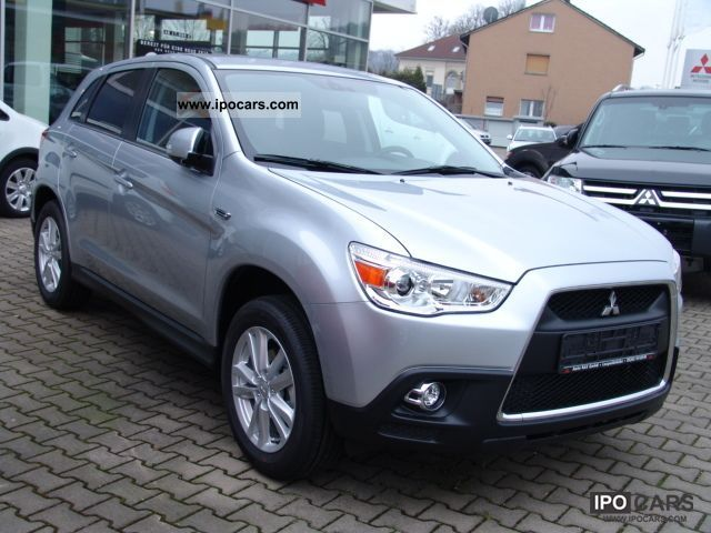 2012 Mitsubishi  ASX 1.8 DI-D 2WD Edition / IMMEDIATE / ACTION!! Limousine Used vehicle photo