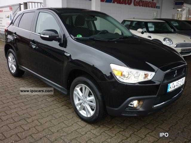 2012 mitsubishi asx 1 8 di d invite somo edition car photo and specs. Black Bedroom Furniture Sets. Home Design Ideas