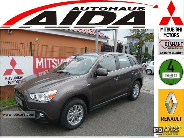 2011 Mitsubishi  ASX 2WD 1.8 DI-D Invite CLEARTEC Off-road Vehicle/Pickup Truck New vehicle photo