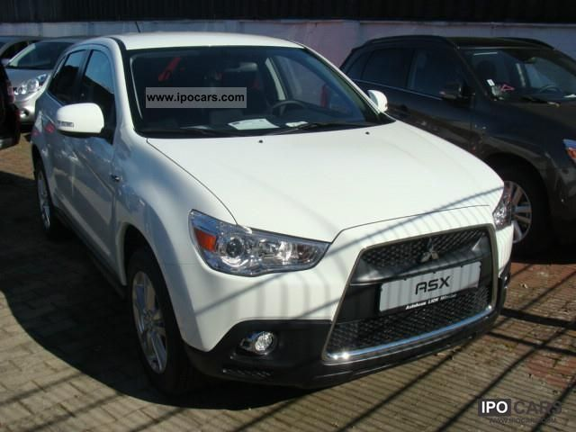 2012 Mitsubishi  ASX 1.8 DI-D 2WD Edition German Stock For construction Other Demonstration Vehicle photo