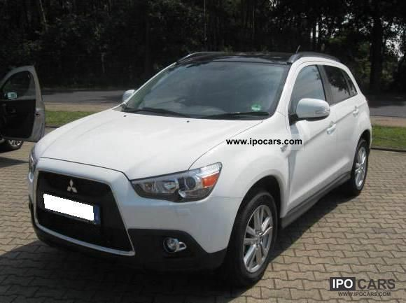 2011 mitsubishi asx 1 8 did intense 6 speed car photo and specs. Black Bedroom Furniture Sets. Home Design Ideas