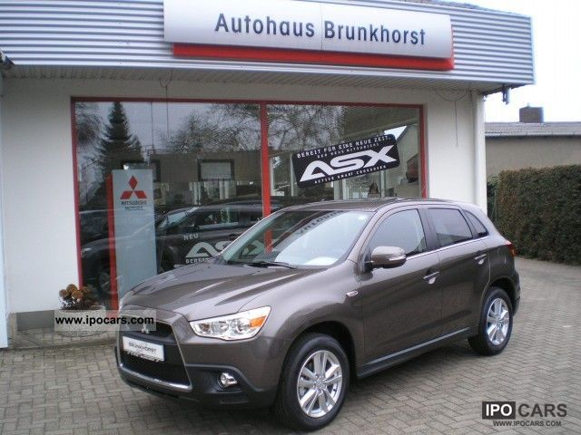2011 Mitsubishi  ASX 1.8 DI-D MIVEC Intro ClearTec Off-road Vehicle/Pickup Truck Used vehicle photo