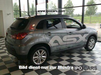 2011 Mitsubishi  ASX 1.8 DI INTRO EDITION ClearTec Off-road Vehicle/Pickup Truck New vehicle photo
